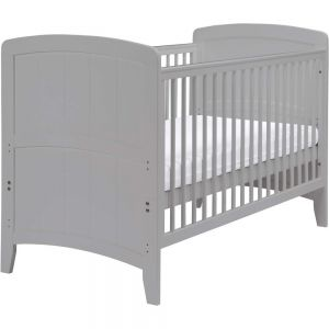 EASTCOAST Venice Cot Bed Grey